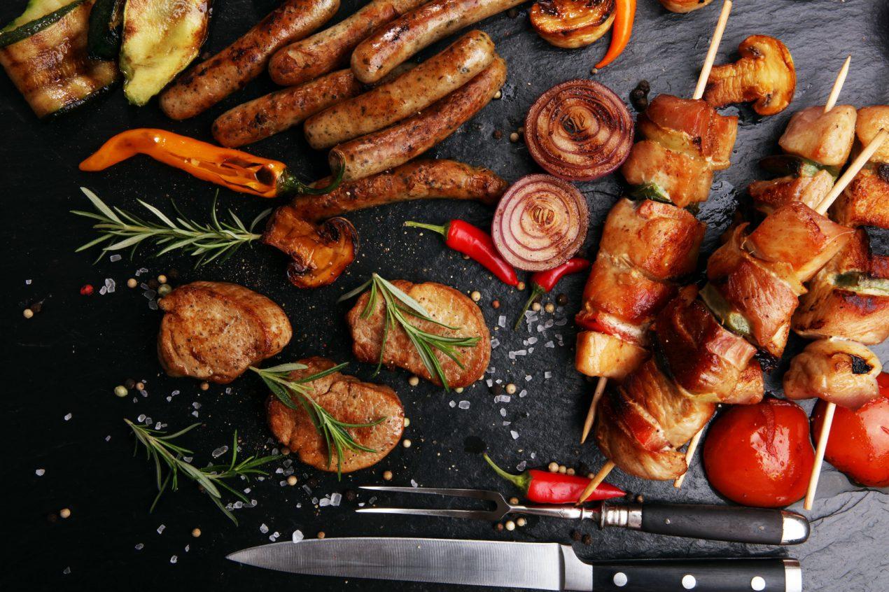 Barbecue Party à votre restaurant La Brasserie